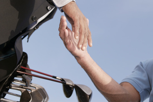Annual Chloe Z Golf Classic: Corporate Sponsorship